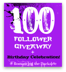 100 Follower & Birthday Celebration Giveaway!