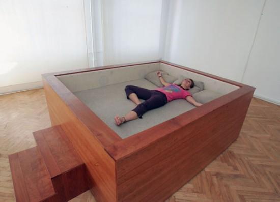 Подиум кровать своими руками фото
