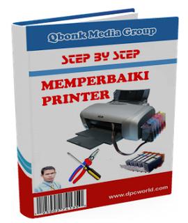 Tutorial Cara Memperbaiki Printer Dilengkapi Gambar