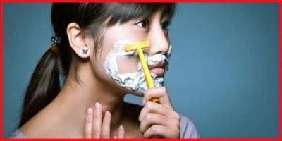 Tips Menghilangkan Bulu pada Wajah