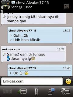 gambar testimoni enkosa.com toko online baju bola terpercaya
