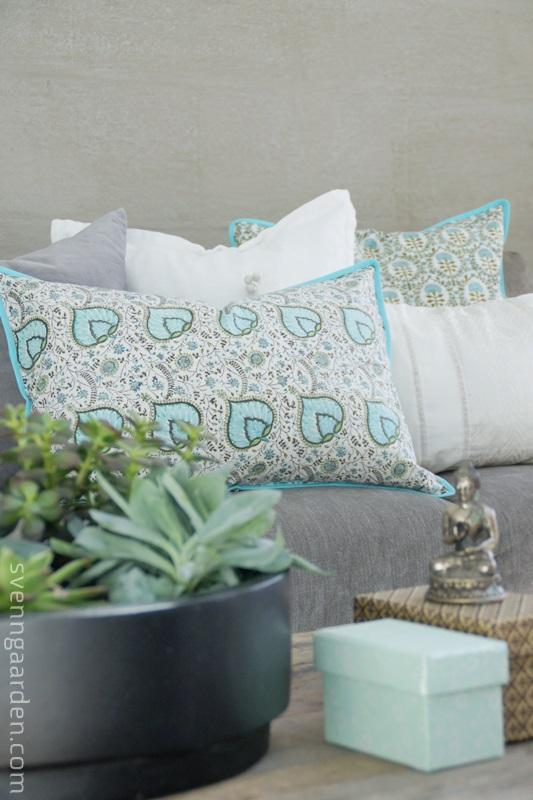 Sofa gris que cojines decorar tu casa es - Decorar cojines ...