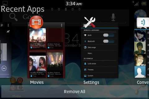 Cara Upgrade Sony Live With Walkman wti9i aka coconut Ke Jellybean