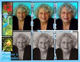 Mary Marcia, AMERICA'S STORYTELLER