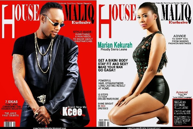 HOUSE OF MALIQ EXCLUSIVE