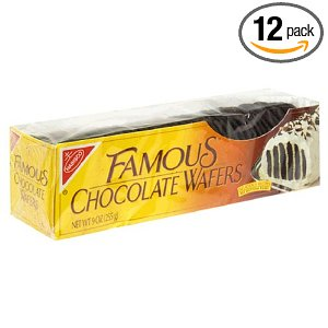 World Famous Chocolate Wafer Dessert
