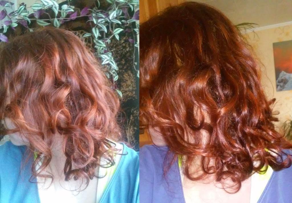 Niedziela dla włosów - hennujemy na bogato :)