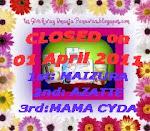 1st GA Dmanja Penawar
