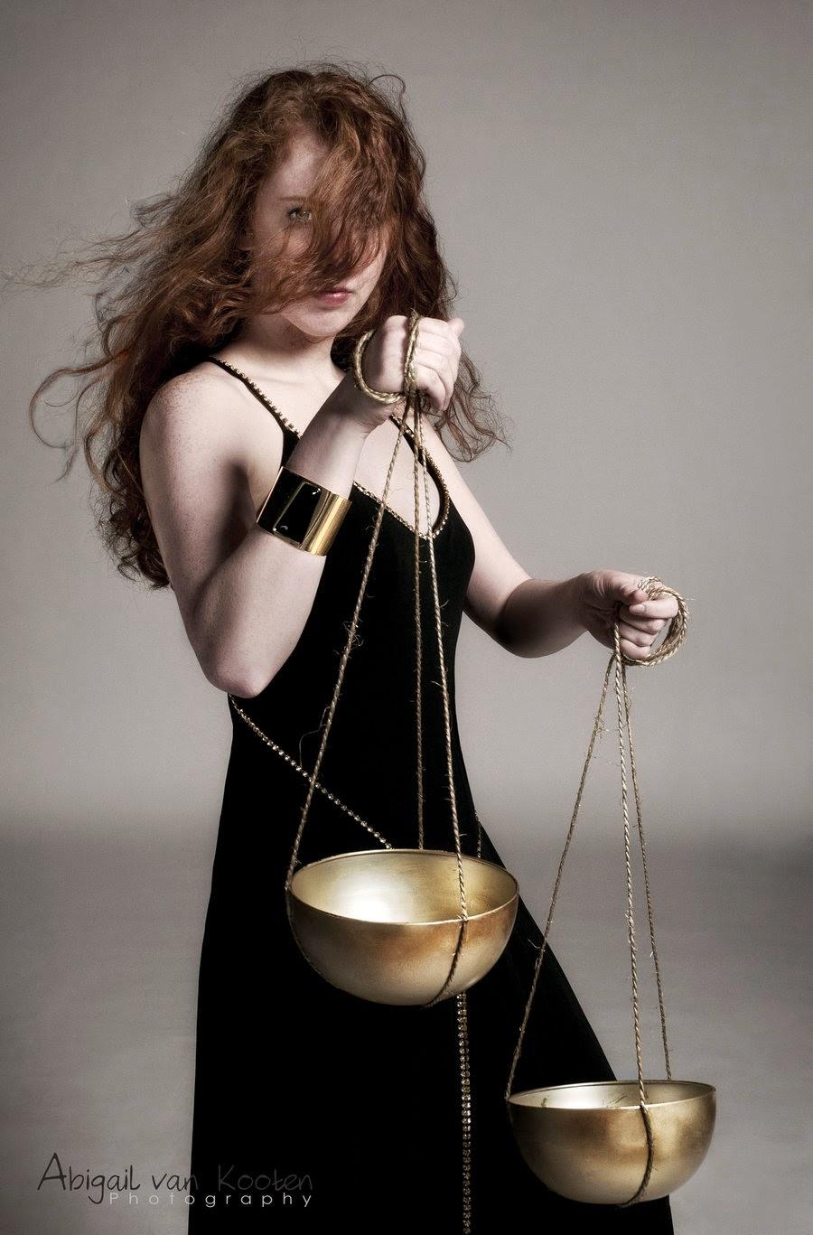 Woman Zodiac Libra