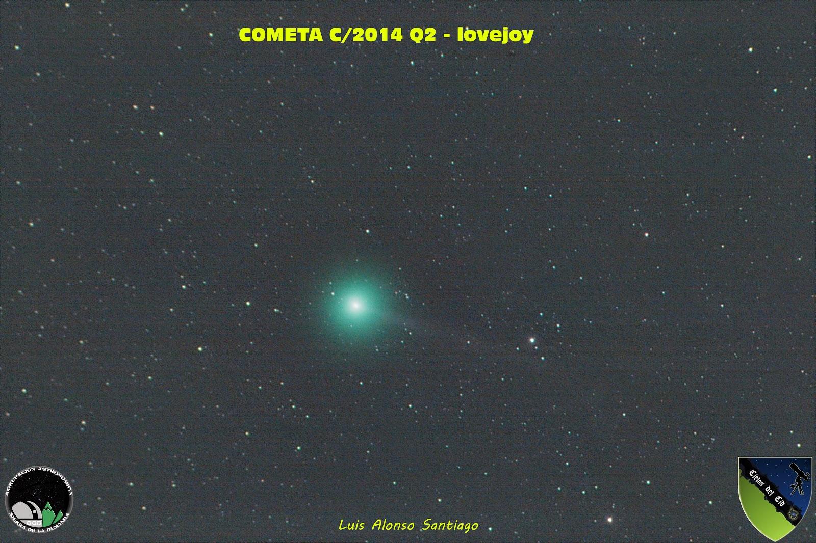 Cometa C/2014 Q2