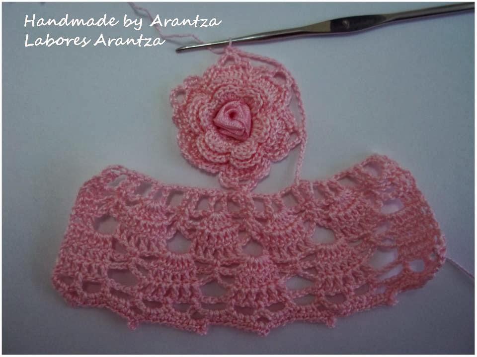 tutorial guantes de crochet