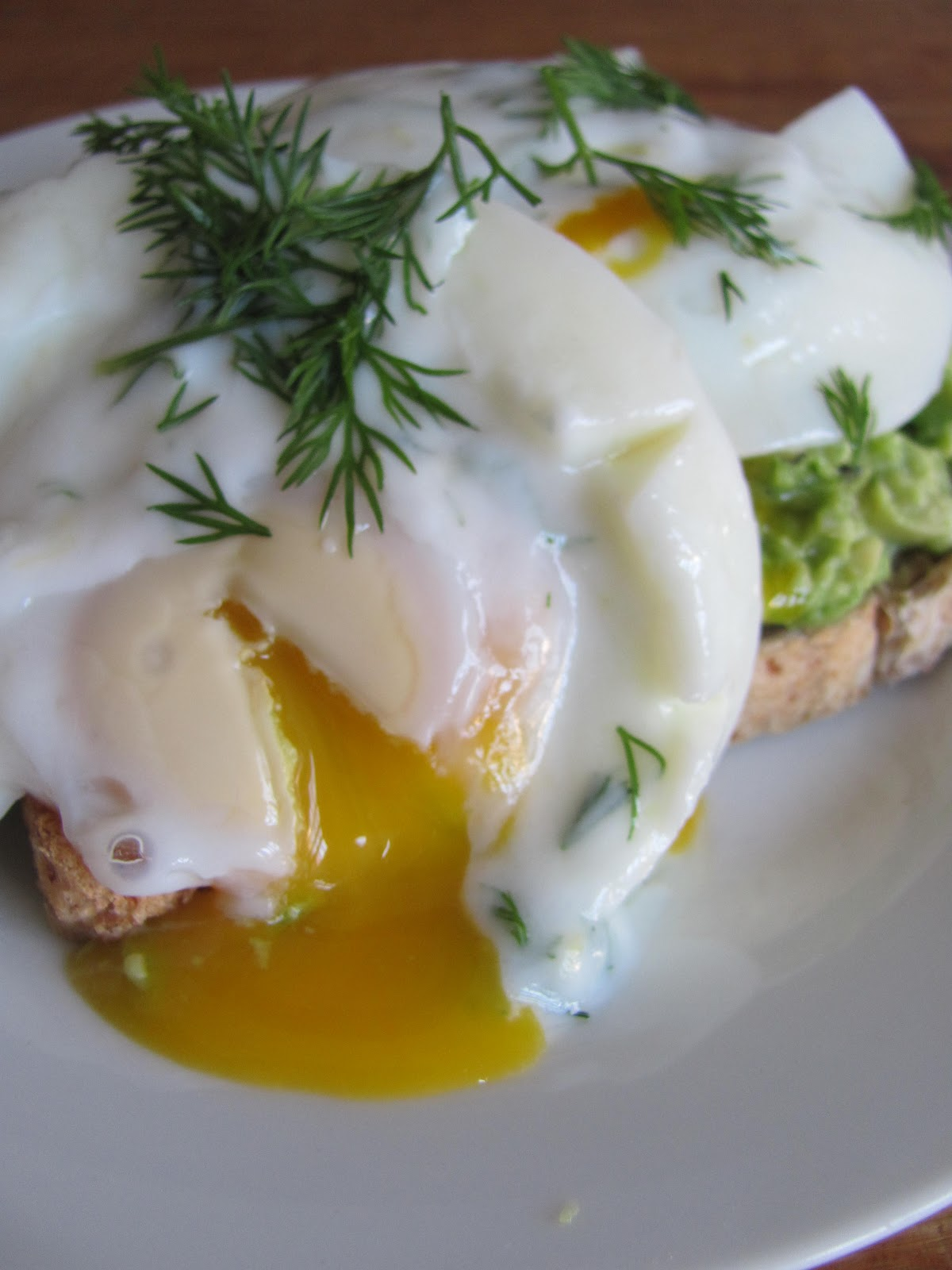 Recipe : Healthy Eggs Benedict