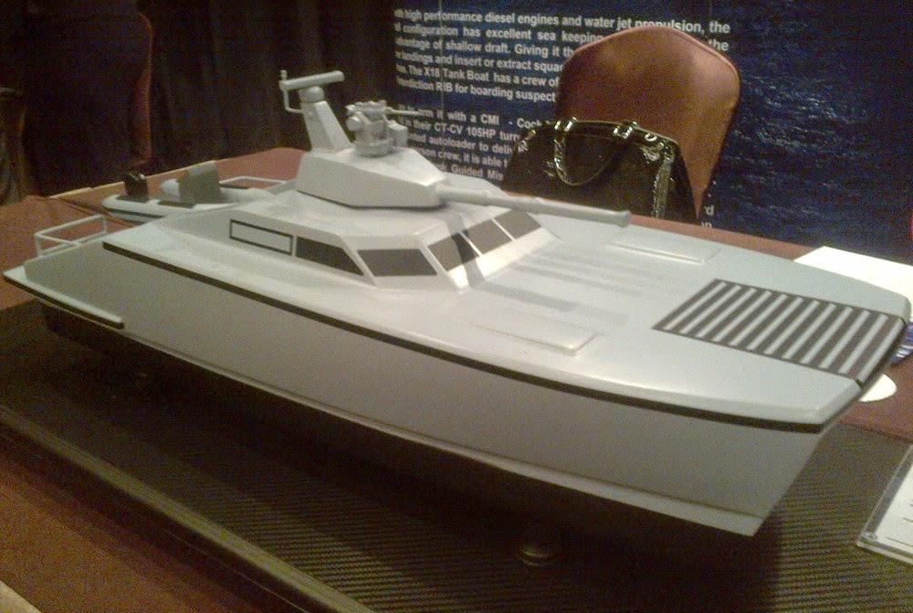 X18 Tank Boat PT Lundin Industry