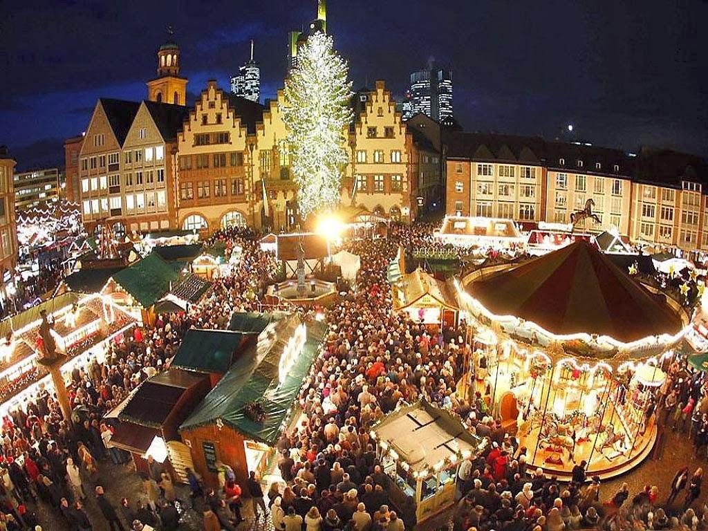 Informaci n de viajes mercadillos de navidad en alemania - Navidades en alemania ...