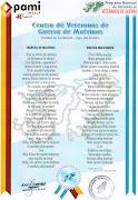 MARCHA DE LAS MALVINAS. EN QUICHUA. Publicado por Jose Esteban Gimenez en . img