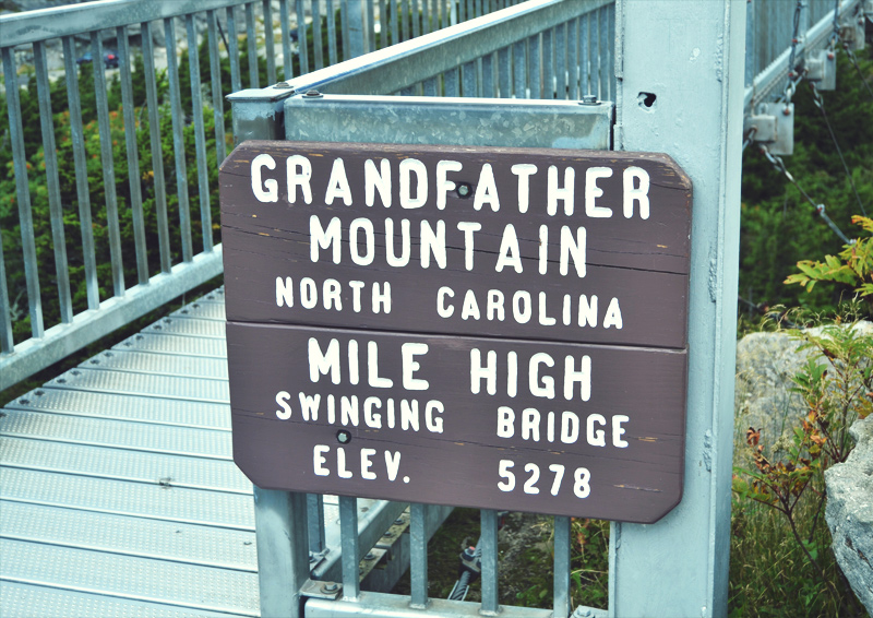 The Flying Clubhouse: Grandfather Mountain