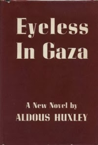 Where Eyeless_in_gaza have their band name from - Aldous Huxley