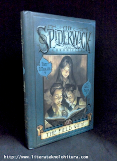 spiderwick chronicles the field guide front cover