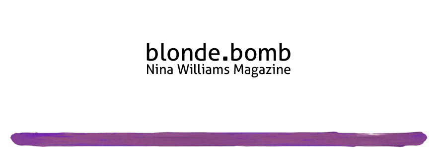blonde bomb - Tekken's Nina Williams