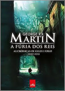 Livro Fúria dos Reis: As Crônicas de Gelo e Fogo Vol.02