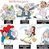 Cartoons Against corruption in India,
