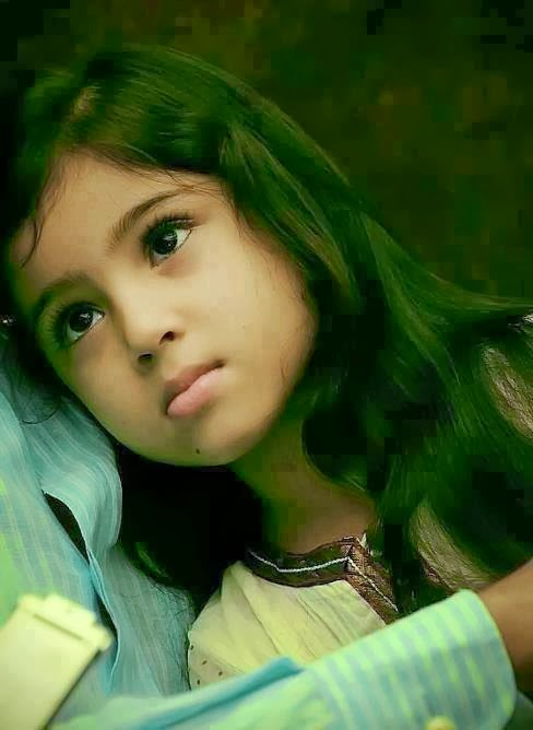 Cute Kid...