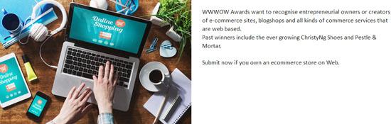 Web Commerce Digi WWWOW Awards 2015