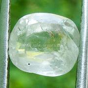 Batu Permata White Sapphire - SP820