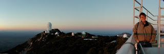 Professor Astronomy and the Kitt Peak telescopes.
