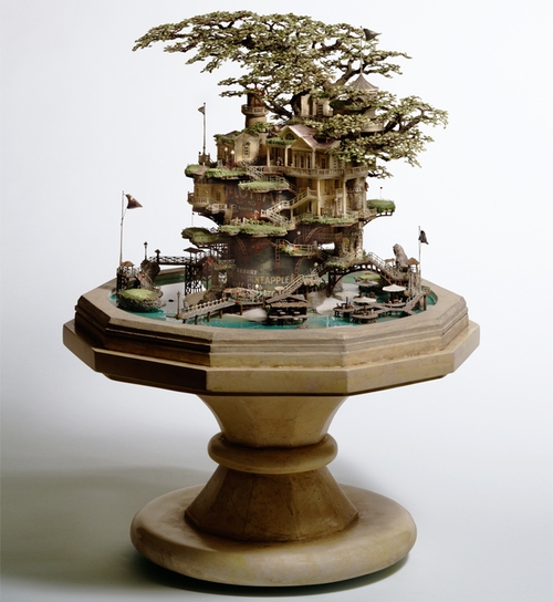 03-Hawaiian-Pineapple-Resort-Japanese-Artist-Takanori-Aiba-Bonsai-www-designstack-co