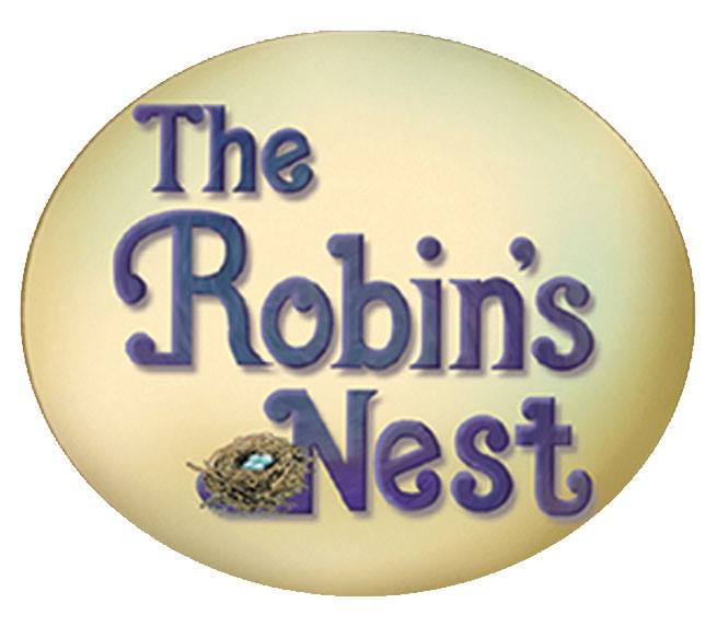 I was with The Robin's Nest Design Team