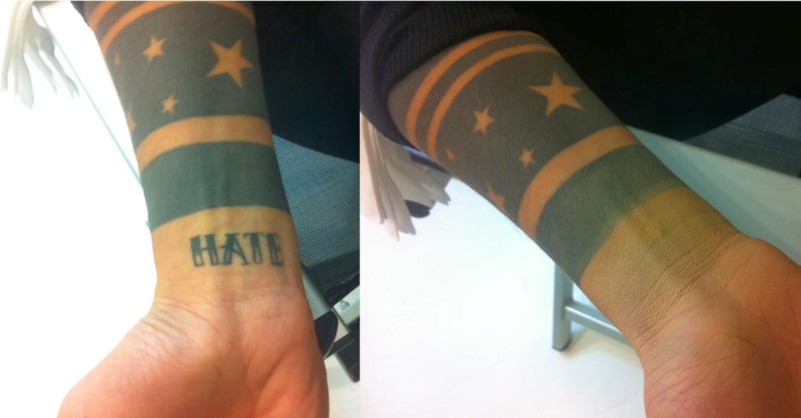 Molto Come coprire un tatuaggio con il trucco: VICHY Dermablend  MM38