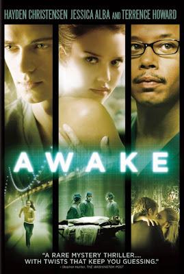 Watch Awake 2007 BRRip Hollywood Movie Online | Awake 2007 Hollywood Movie Poster
