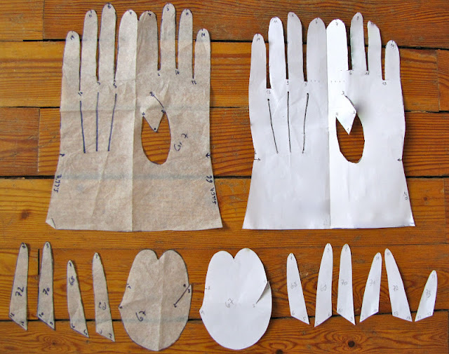 Как сшить перчатки ребёнку своими руками