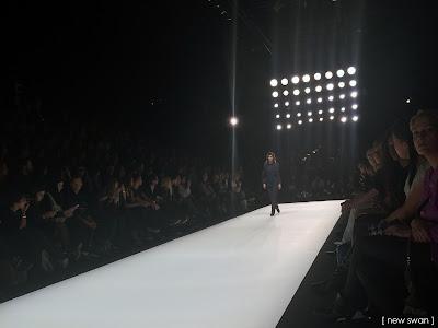 Ein Tag auf der Fashion Week - Runway-Show von Rebekka Ruétz