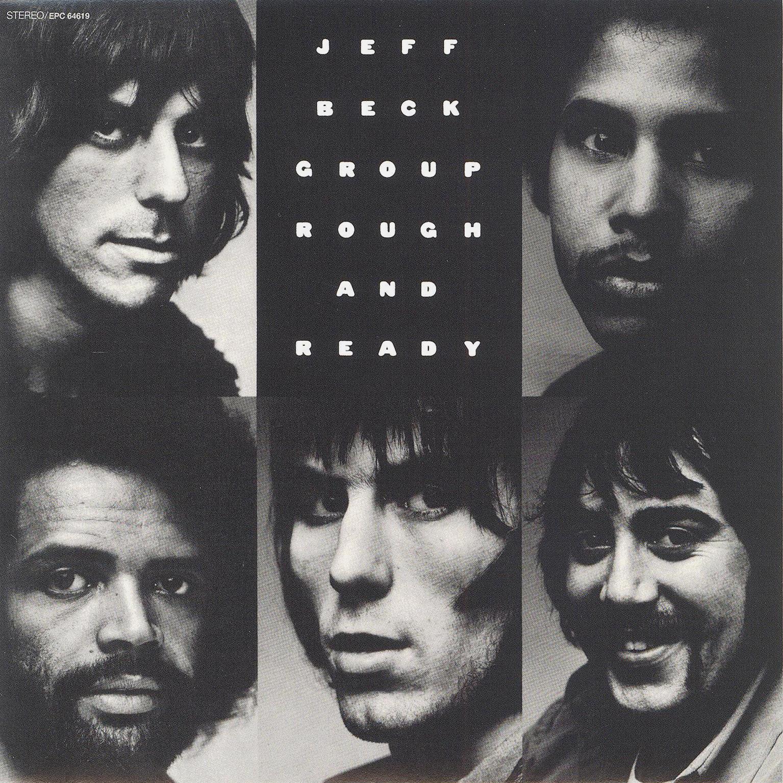juicyjaila jeff beck group rough and ready 1st album uk 1971. Black Bedroom Furniture Sets. Home Design Ideas