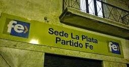 Sede La Plata - Partido Fe.
