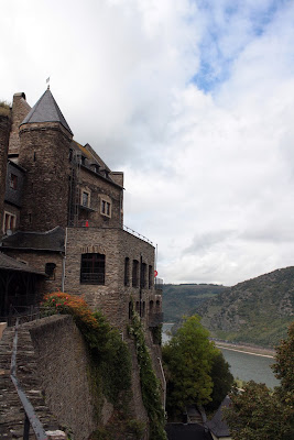 a castle hotel on the Rhine - The Tipsy Terrier Pub blog