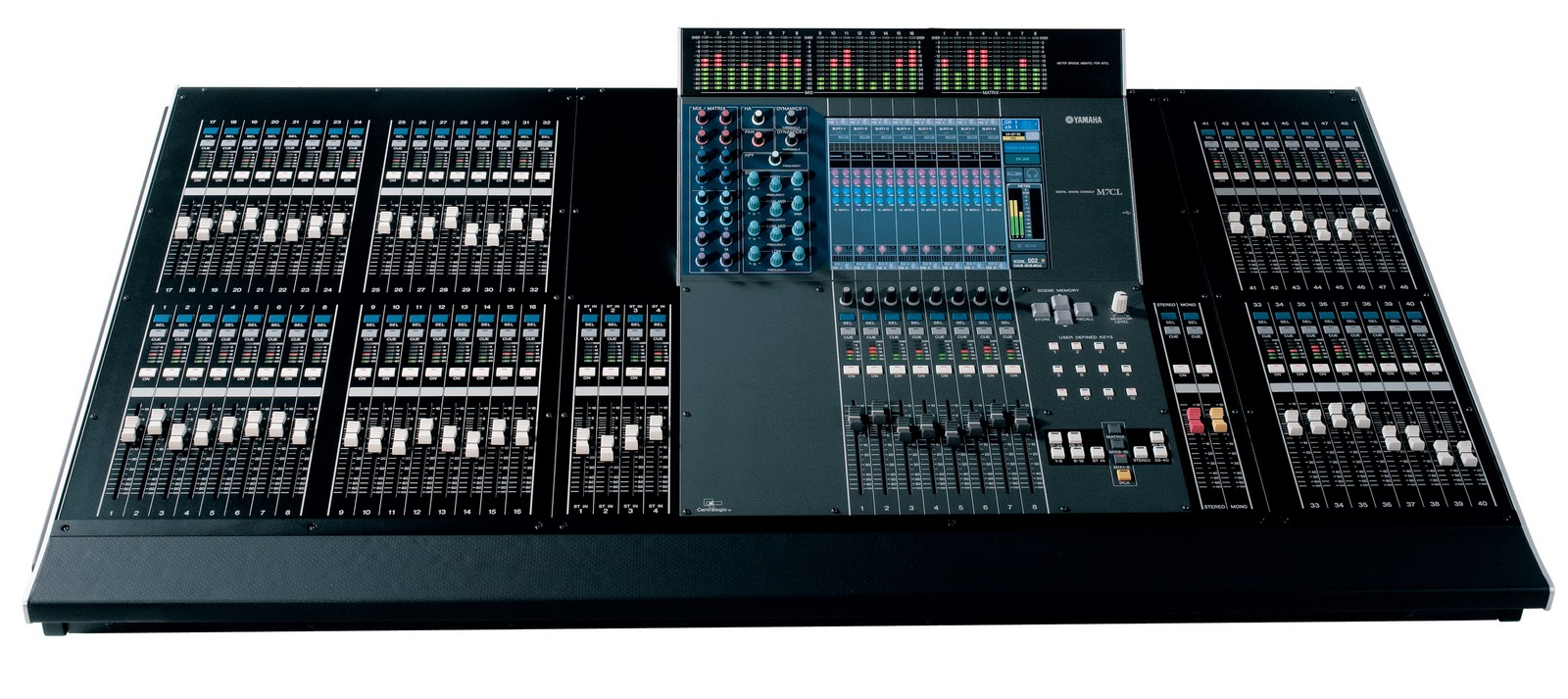 Create for the creator yamaha m7 or ls9 for Yamaha mixing boards