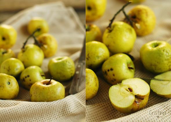 manzanas reinetas