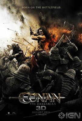 Người Hùng Barbarian - Conan The Barbarian 3d 2011