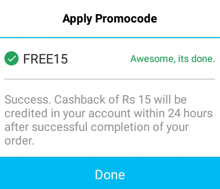 Paytm coupon code