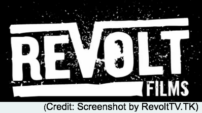 "Sean ""Diddy"" Combs' Revolt Films logo"