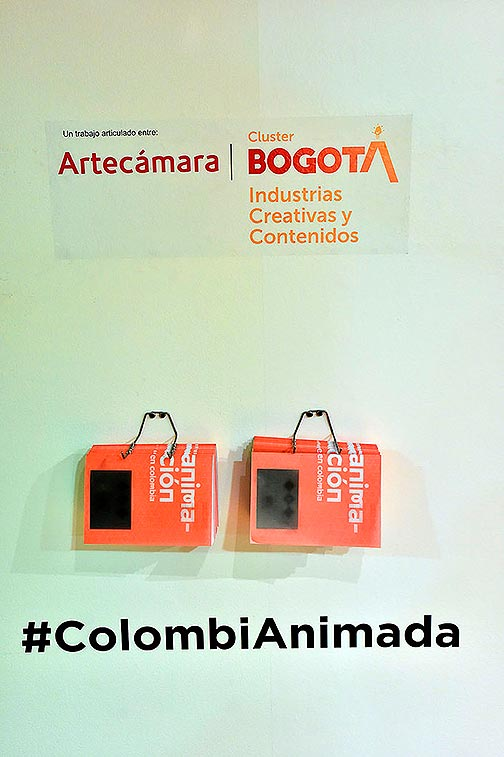 Exposición - Amimación en Colombia