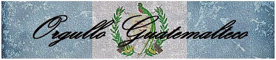 Orgullo Guatemalteco