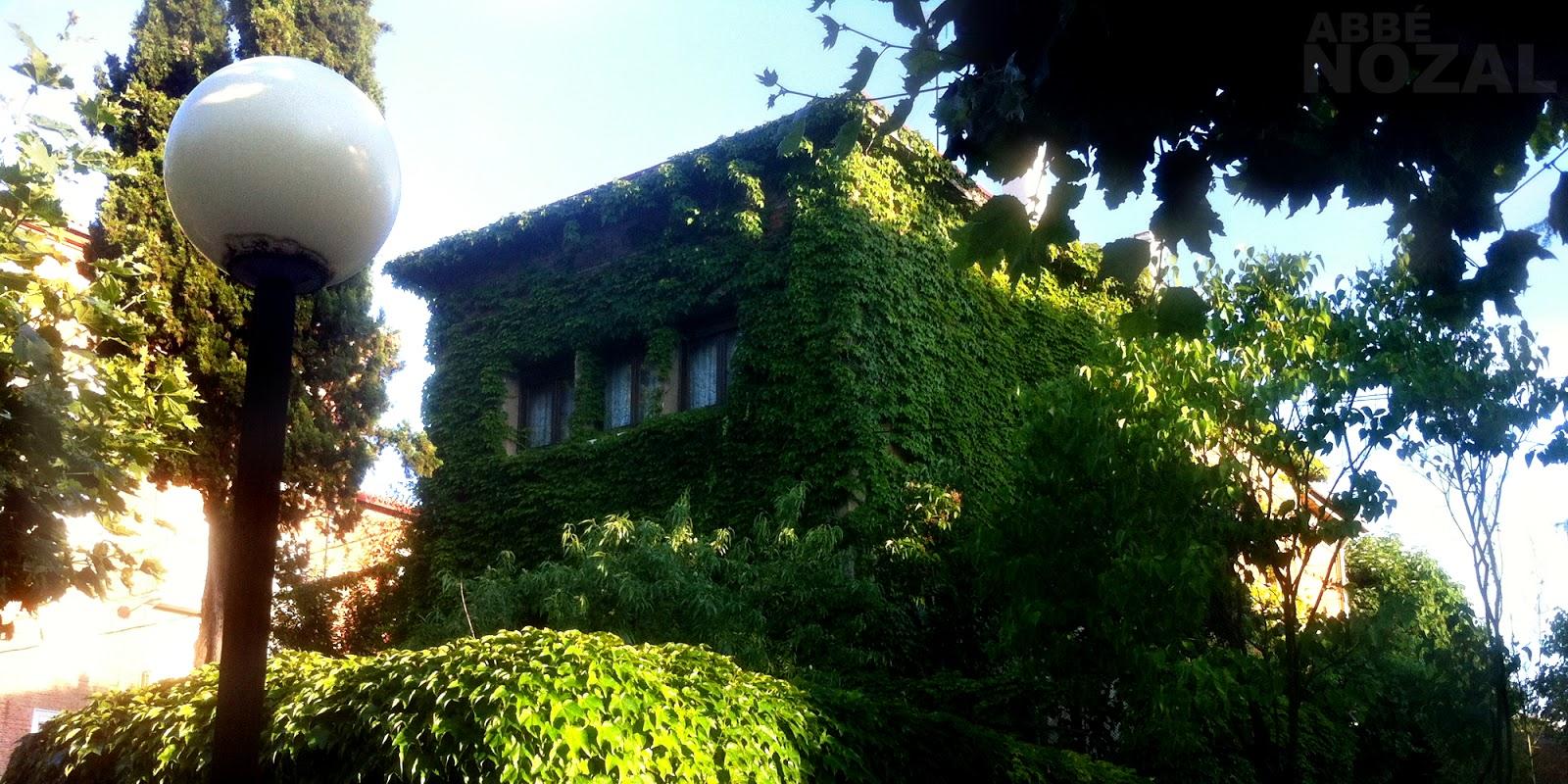 La casa del jardinero, 2014 Abbé Nozal