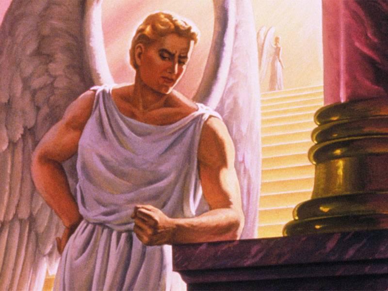 caligastia in the bible
