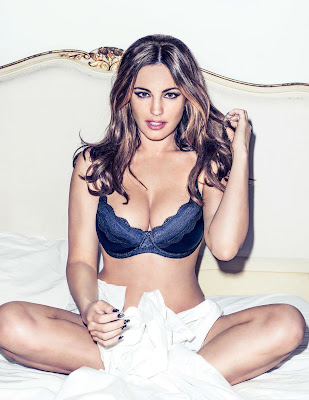 Kelly Brook Hot Photoshoot FHM India Magazine October 2012 - Beautiful Female Photos