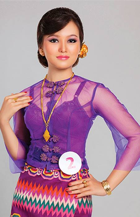 Miss Universe Mandalay 2015 Voting  : Miss Profiles and Bio