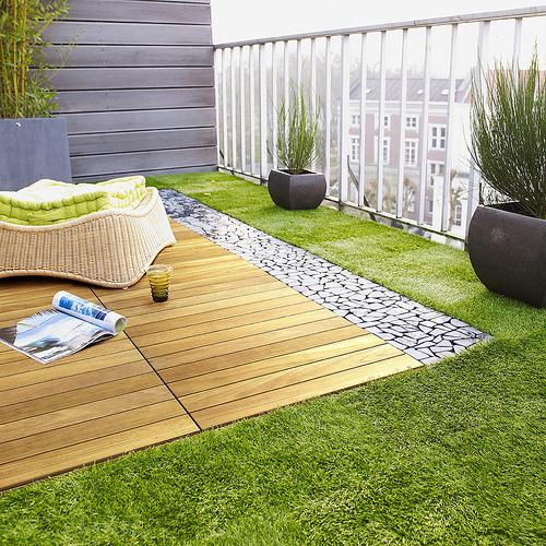 Crie jardim id ias para jardins jardins para varandas for Balcony ideas singapore